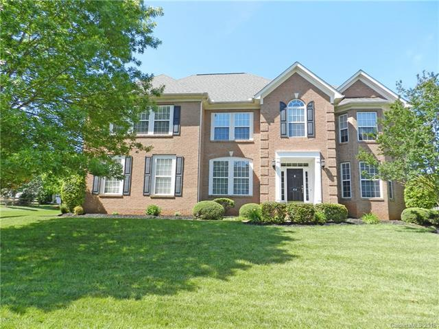 814 Deercross Lane, Waxhaw, NC 28173 (#3389702) :: High Performance Real Estate Advisors
