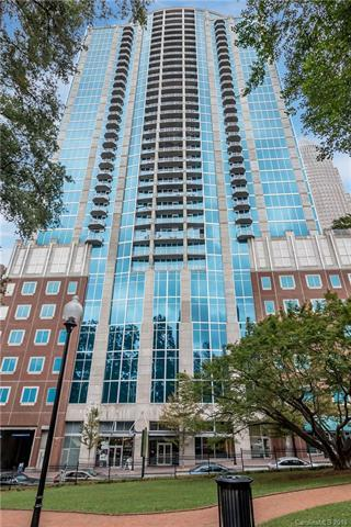 210 N Church Street #1110, Charlotte, NC 28202 (#3389738) :: The Ramsey Group