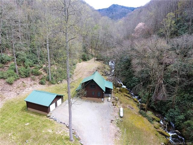 881 Reservation Road 83 B, Maggie Valley, NC 28751 (#3389811) :: Scarlett Real Estate