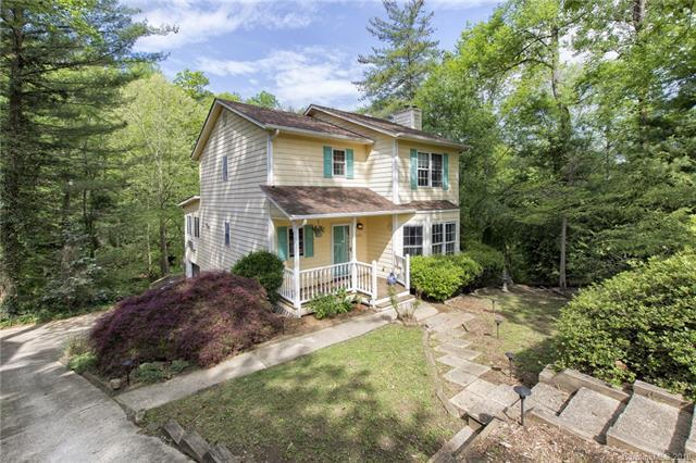 123 Forest Lake Drive, Asheville, NC 28803 (#3389937) :: Exit Mountain Realty
