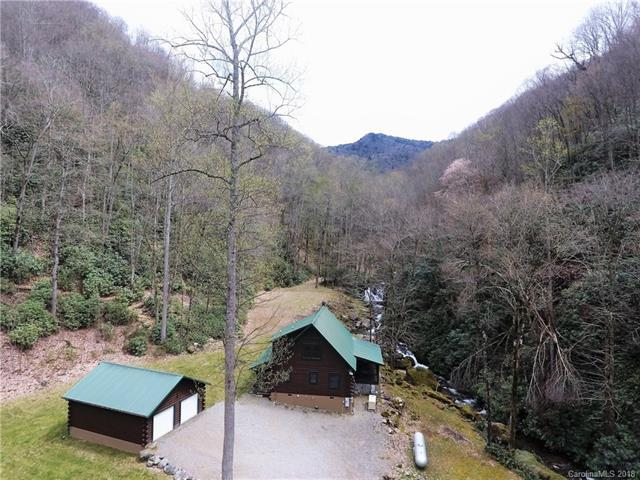 881 Reservation Road 83 B & 83 A, Maggie Valley, NC 28751 (#3389967) :: Scarlett Real Estate