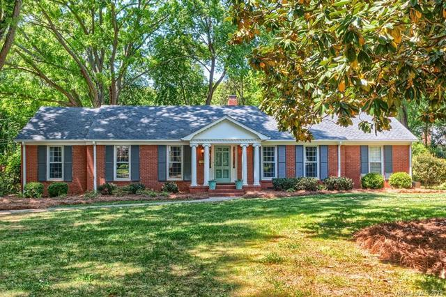 1226 Rembrandt Circle, Charlotte, NC 28211 (#3390193) :: Exit Mountain Realty
