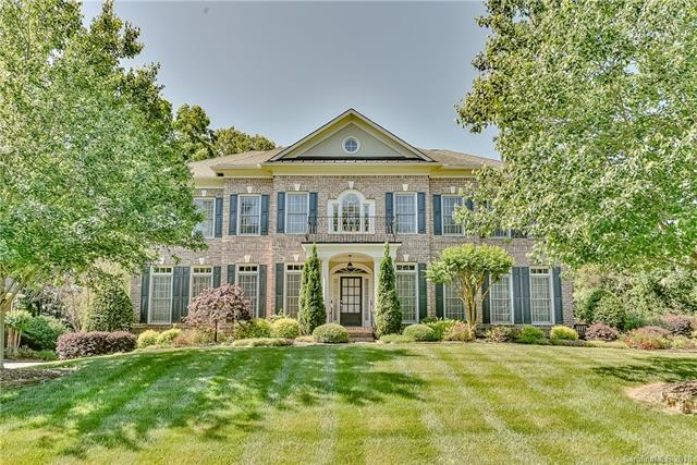 7006 Stanbury Drive, Matthews, NC 28104 (#3390204) :: Odell Realty Group