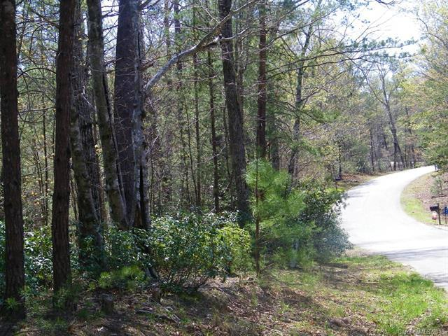 LOT 38 Dalton Court, Lake Lure, NC 28746 (#3390325) :: High Performance Real Estate Advisors