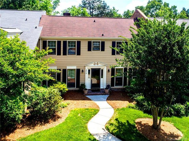 4218 Blacktree Lane #7, Charlotte, NC 28226 (#3390376) :: Miller Realty Group