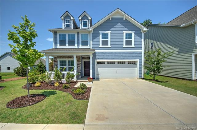 2029 Atwell Glen Lane, Pineville, NC 28134 (#3390414) :: Miller Realty Group