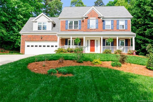 111 Silverleaf Lane, Mooresville, NC 28115 (#3390435) :: Exit Mountain Realty