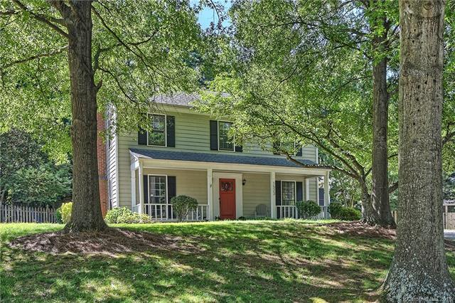 1523 Longbrook Drive, Charlotte, NC 28270 (#3390582) :: Stephen Cooley Real Estate Group