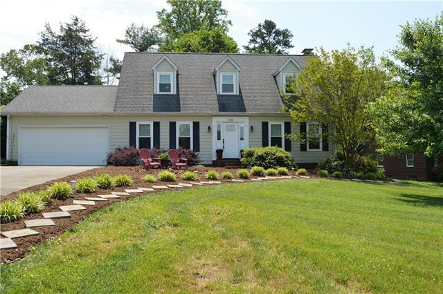 6030 Gold Creek Estate Drive, Hickory, NC 28601 (MLS #3390672) :: RE/MAX Impact Realty