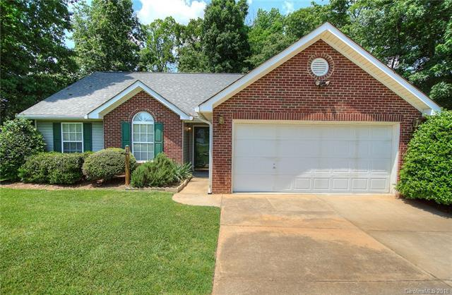 107 Penrose Court, Indian Trail, NC 28079 (#3390673) :: Phoenix Realty of the Carolinas, LLC