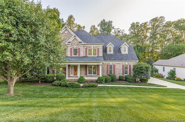 201 Fernbrook Drive, Mooresville, NC 28117 (#3390682) :: Stephen Cooley Real Estate Group