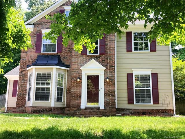5034 Haybridge Road, Charlotte, NC 28269 (#3390776) :: LePage Johnson Realty Group, LLC