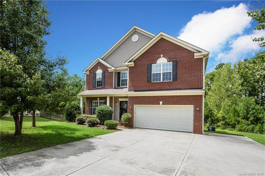 7204 Hathaway Court, Harrisburg, NC 28075 (#3390785) :: The Sarver Group