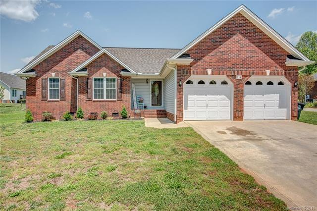 134 Creekside Drive, Shelby, NC 28152 (#3390789) :: High Performance Real Estate Advisors
