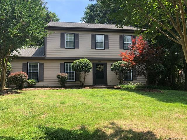 600 Riverwood Road #26, Charlotte, NC 28270 (#3390799) :: Stephen Cooley Real Estate Group