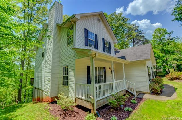 62 Red Maple Drive, Weaverville, NC 28787 (#3390874) :: Puffer Properties