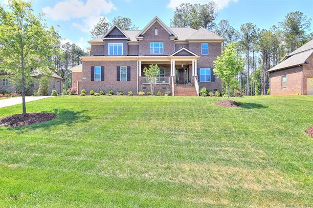 205 Wheatberry Hill Drive, Weddington, NC 28104 (#3390876) :: Odell Realty Group