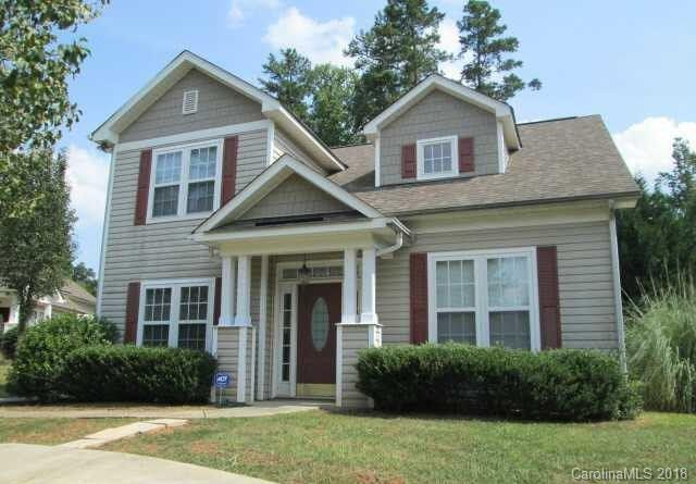 8206 Braids Bend Court, Charlotte, NC 28269 (#3390934) :: The Ramsey Group