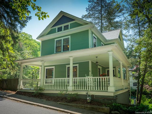 5 Howland Road, Asheville, NC 28804 (#3390938) :: LePage Johnson Realty Group, LLC