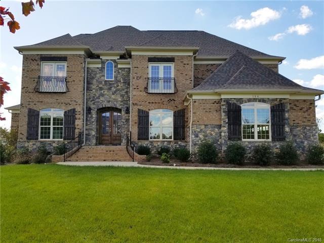 104 Barlow Street, Marvin, NC 28173 (#3390968) :: LePage Johnson Realty Group, LLC