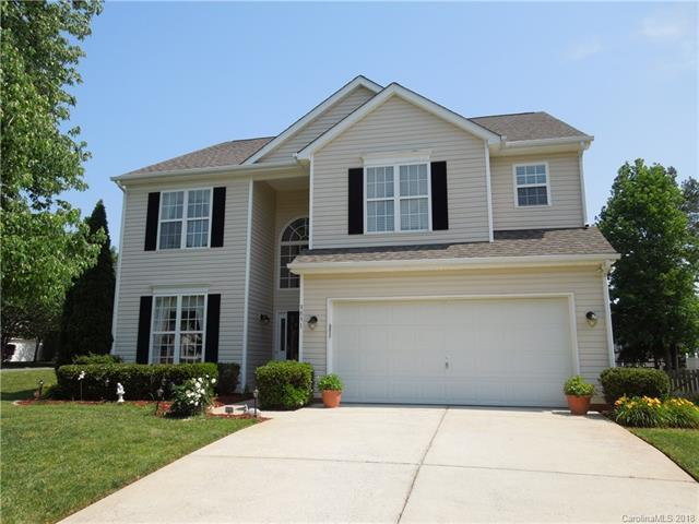 3831 Robeson Creek Drive, Charlotte, NC 28270 (#3391044) :: The Ramsey Group