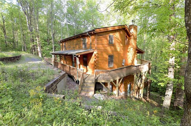 184 Link Circle, Maggie Valley, NC 28751 (#3391219) :: Team Southline