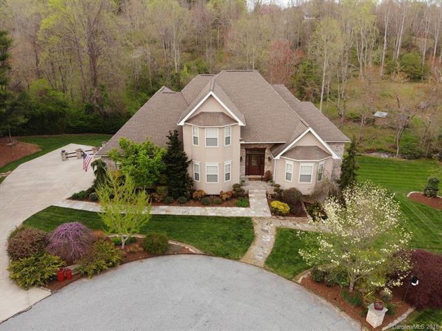 969 Rickel Drive, Hendersonville, NC 28739 (#3391346) :: Puffer Properties