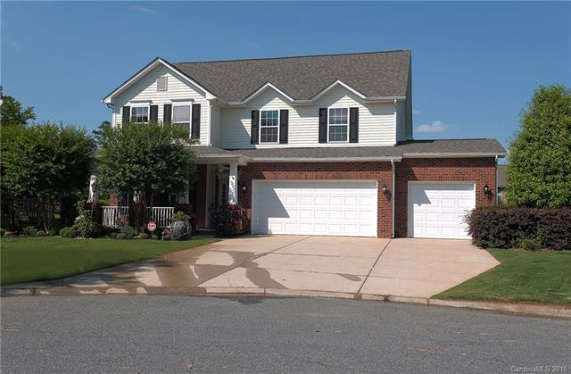 9003 Fine Robe Drive, Indian Trail, NC 28079 (#3391422) :: High Performance Real Estate Advisors