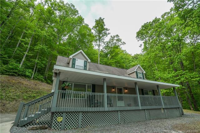 2554 Cane Creek Road, Sylva, NC 28779 (#3391450) :: Exit Mountain Realty