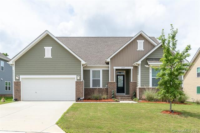 2947 Hiddenbrook Way, Indian Land, SC 29707 (#3391550) :: Leigh Brown and Associates with RE/MAX Executive Realty