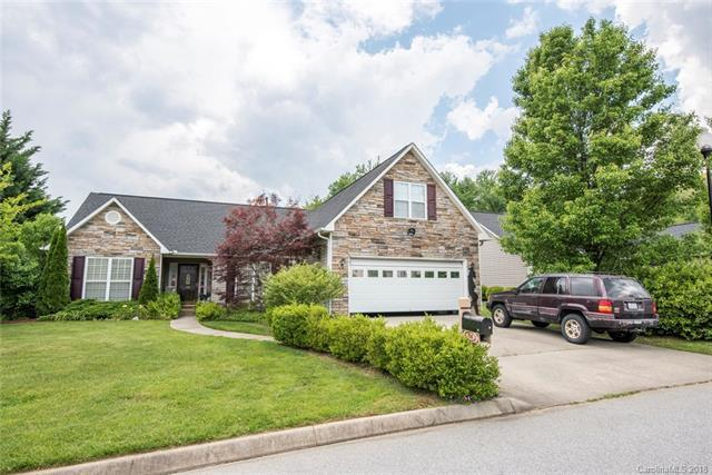 194 Cottage Ridge Road, Fletcher, NC 28732 (#3391585) :: Miller Realty Group