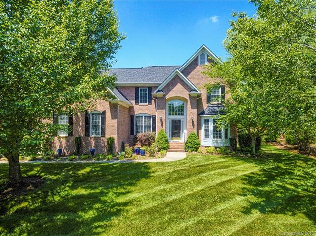 6525 Latta Springs Circle, Huntersville, NC 28078 (#3391614) :: Cloninger Properties