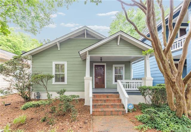 1524 S Rensselaer Place, Charlotte, NC 28203 (#3391872) :: The Ramsey Group