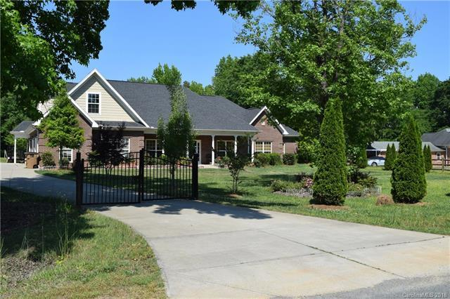 6909 Pinewood Forest Drive, Monroe, NC 28110 (#3391893) :: LePage Johnson Realty Group, LLC