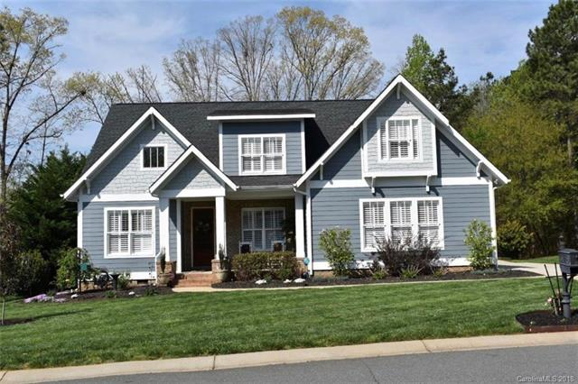 529 Spruce Hollow Lane, Lake Wylie, SC 29710 (#3391944) :: MartinGroup Properties