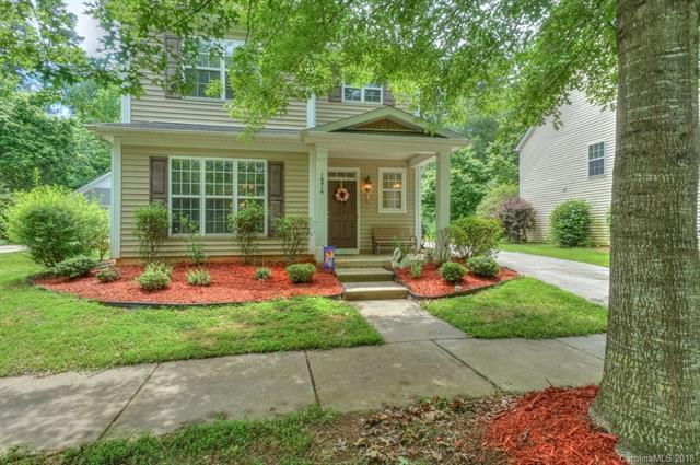 10414 Caldwell Depot Road, Cornelius, NC 28031 (#3391997) :: Miller Realty Group
