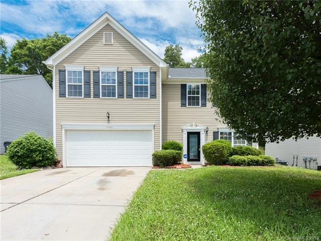 2705 Highland Park Drive #54, Charlotte, NC 28269 (#3392031) :: The Ramsey Group