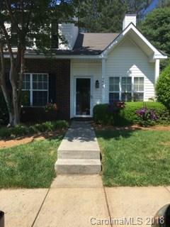 5823 Cougar Lane #5505, Charlotte, NC 28269 (#3392077) :: The Ramsey Group