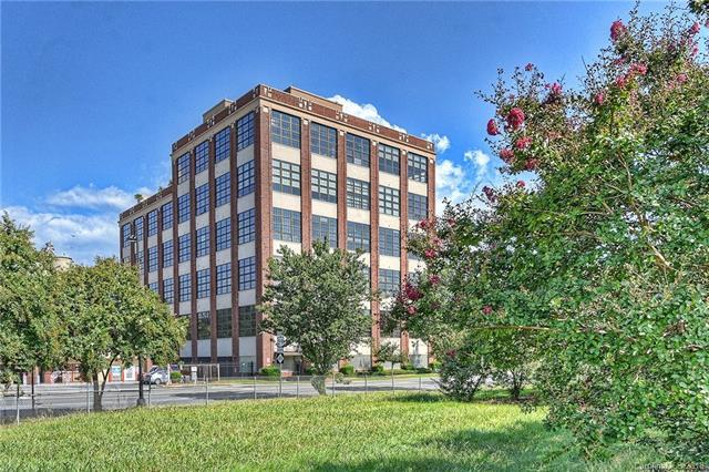 715 Graham Street #408, Charlotte, NC 28202 (#3392131) :: The Ramsey Group