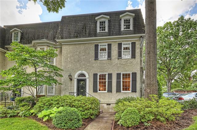 142 Perrin Place, Charlotte, NC 28207 (#3392134) :: Miller Realty Group