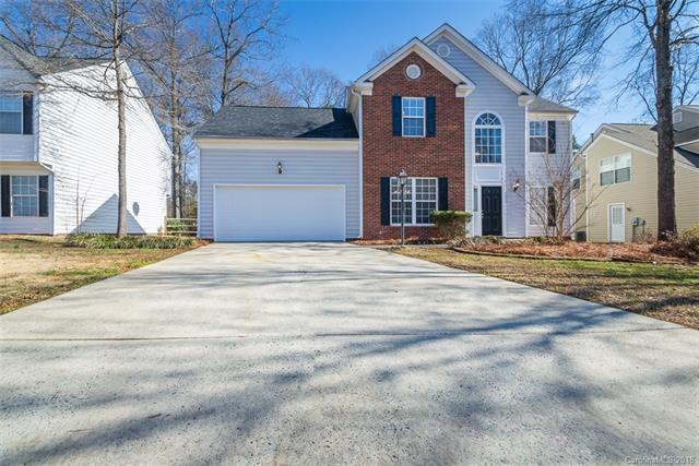 3418 Brooktree Lane, Indian Trail, NC 28079 (#3392145) :: Team Southline