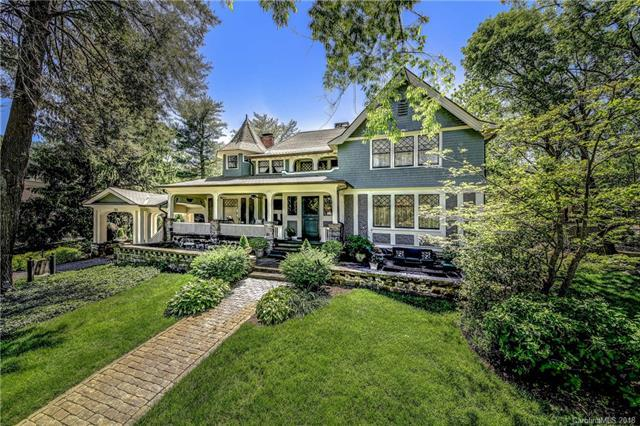 288 Montford Avenue, Asheville, NC 28801 (#3392404) :: High Performance Real Estate Advisors