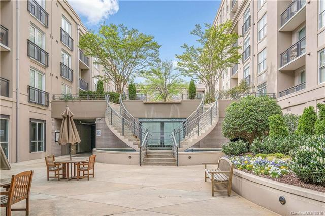 1315 East Boulevard #712, Charlotte, NC 28203 (#3392463) :: Scarlett Real Estate