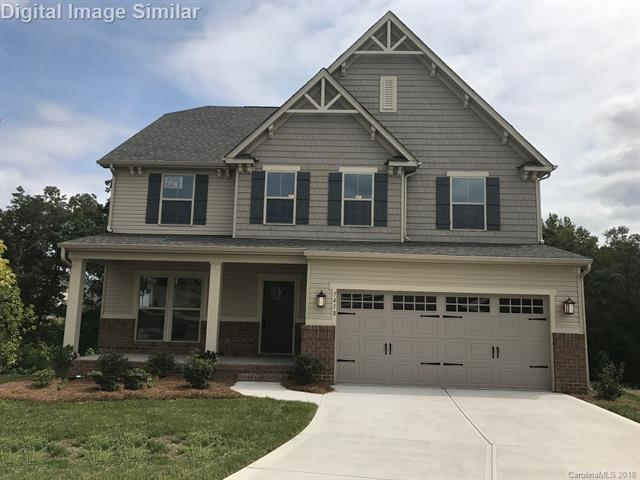 1768 Mill Creek Lane SW #817, Concord, NC 28025 (#3392469) :: Robert Greene Real Estate, Inc.