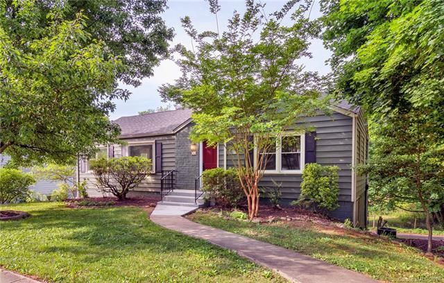 34 Chester Place, Asheville, NC 28806 (#3392552) :: Odell Realty Group