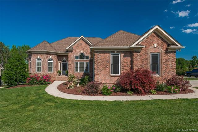 2444 Shiny Leaf Drive, Denver, NC 28037 (#3392564) :: The Ramsey Group