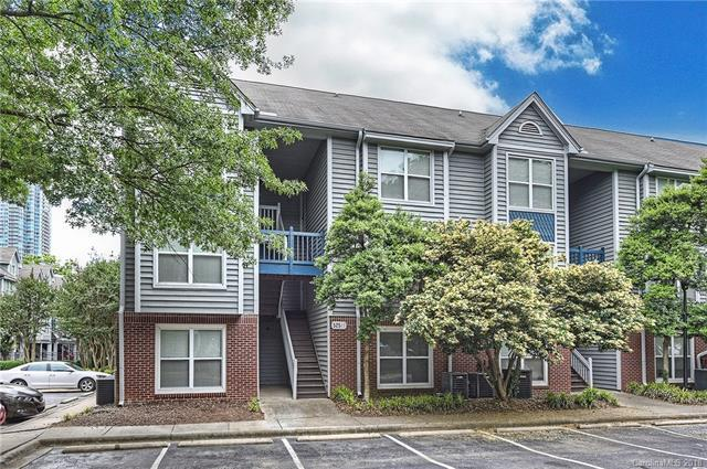 525 Graham Street N 1B, Charlotte, NC 28202 (#3392742) :: The Ramsey Group