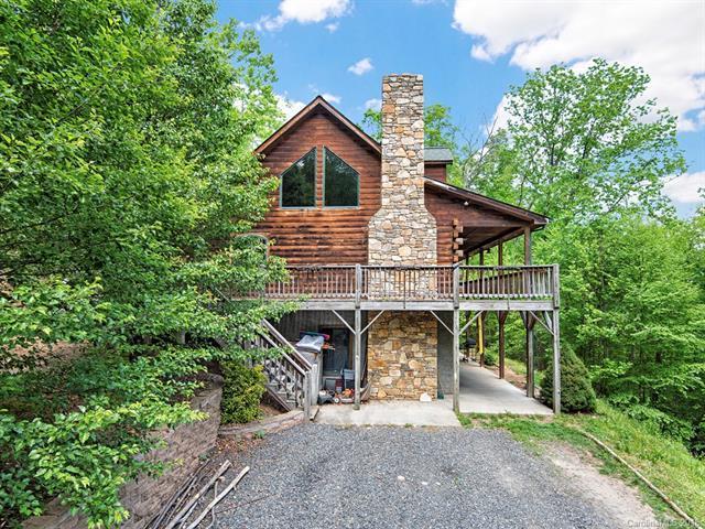 124 Whispering Pine Lane #7, Burnsville, NC 28714 (#3392756) :: Exit Mountain Realty