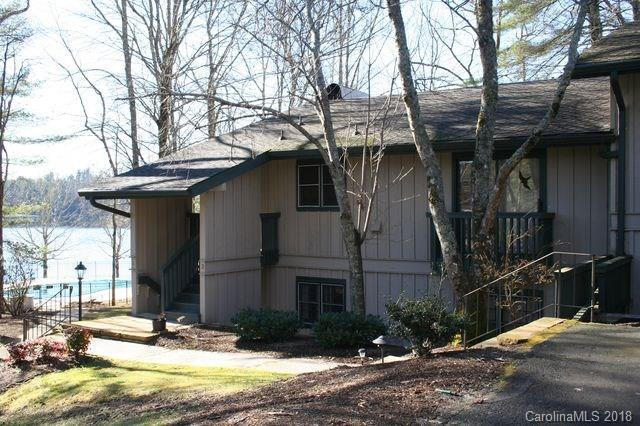 84 Toxaway Point D-2, Lake Toxaway, NC 28747 (#3392784) :: Team Southline