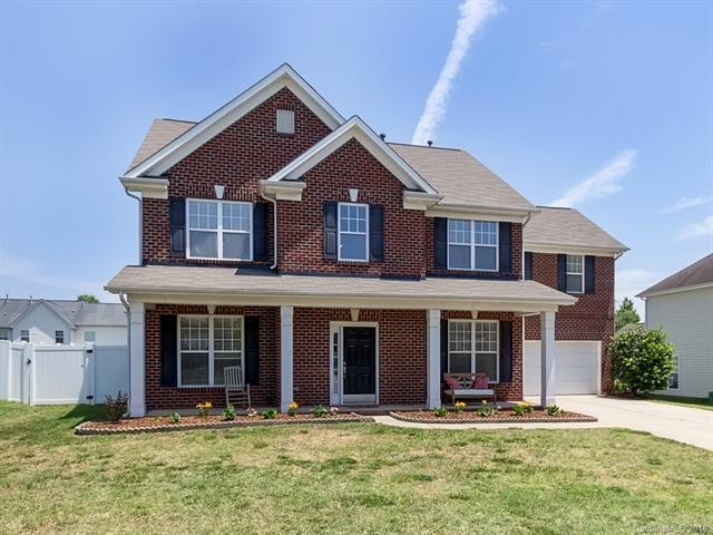 1008 Apogee Drive, Indian Trail, NC 28079 (#3392930) :: Stephen Cooley Real Estate Group